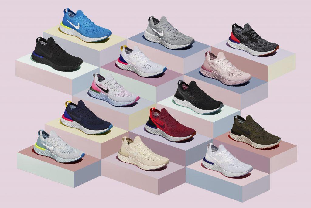 Hotel Creative Nike Shoe